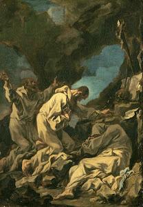 RIJKS: Alessandro Magnasco: painting 1740