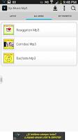 Screenshot of Download Music mp3 Player