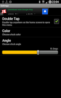 Screenshot of DigiClock 3D LWP