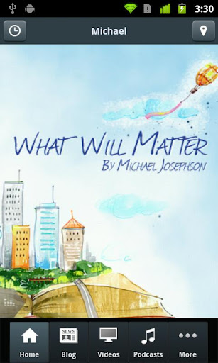 What Will Matter