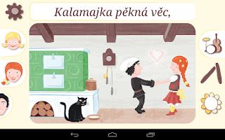 Screenshot of Hravé písničky