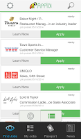 Screenshot of Apploi Job Search- Find Jobs