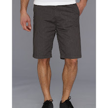 Billabong - Carter Chino Short (Charcoal Heather) - Apparel