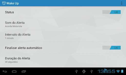Wake Up APK for Blackberry
