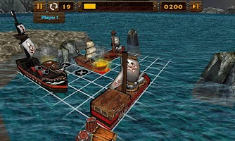 Screenshot of iSink U: Pirates Edition