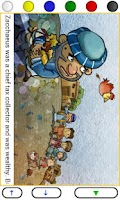 Screenshot of Kid's Bible Story - Zacchaeus