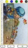 Screenshot of Kid's Bible Story - Zacchaeus