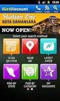Screenshot of iGotDiscount Malaysia Android