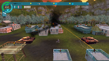 Screenshot of Choplifter HD