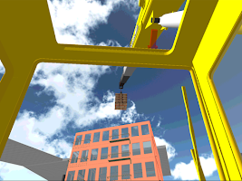 Screenshot of Crane Driving 3D