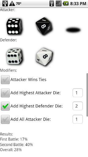 Risk Odds Calculator