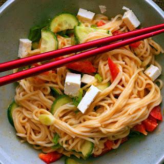 Sesame Peanut Noodles Recipes