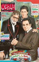 Screenshot of Urdu Magazine Network