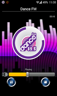 Dance FM - screenshot