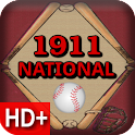 Baseball 1911 NL HD+ Wallpaper icon