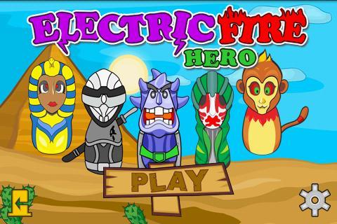 電火英雄 Electric Fire Hero