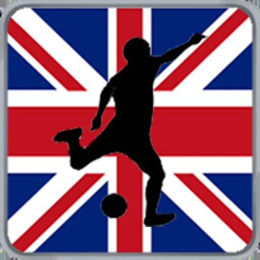 皇馬英格蘭足球運動員 LOGO-APP點子