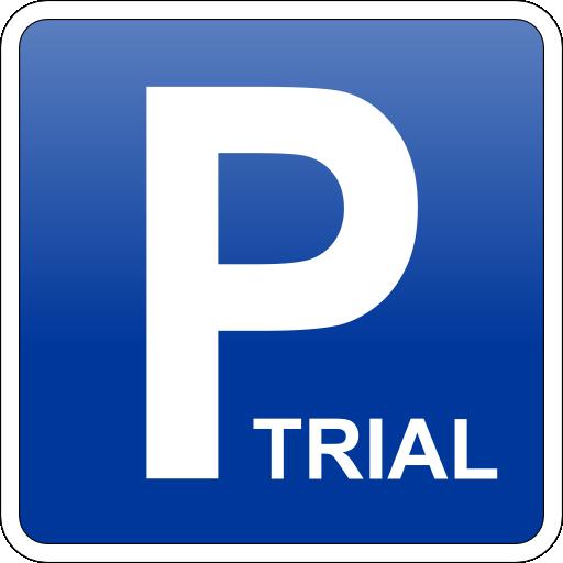 交通运输のParkometer AR Trial LOGO-記事Game
