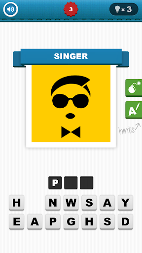 Celebrity Quiz - screenshot