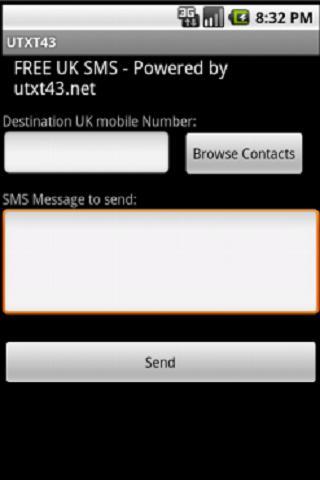 UTXT43 Free SMS APP