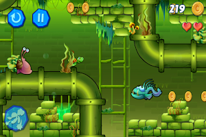 Screenshot of Grand Turtle Escape
