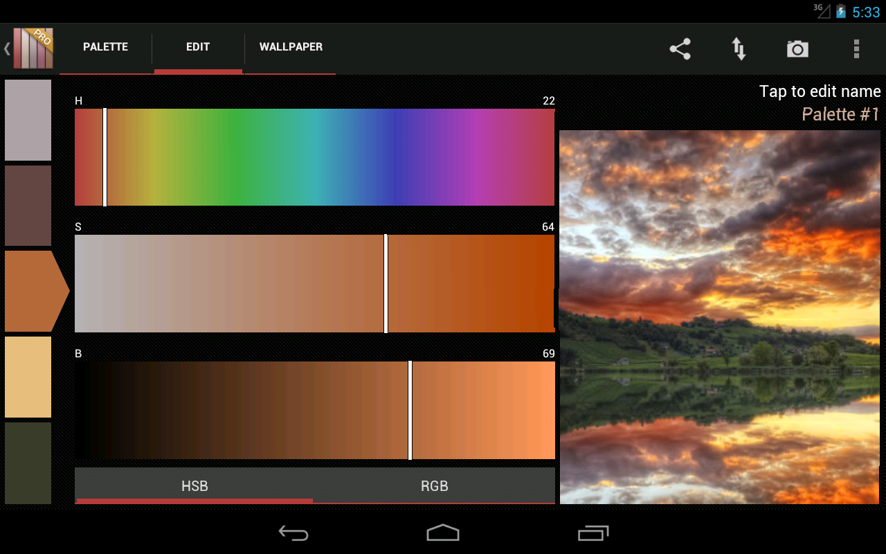 Real Colors Pro Screenshot 18