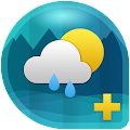 App Weather & Clock Widget for Android Ad Free APK for Kindle