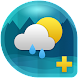 Weather & Clock Widget for Android Ad Free image
