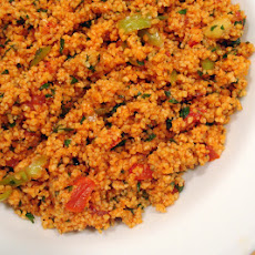 Turkish Bulgur Salad (Kisir)