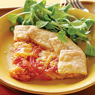 Tomato Cheddar Tart Recipes