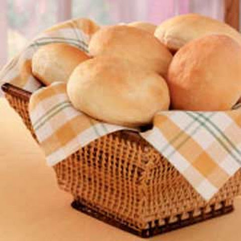 Pillow-Soft Dinner Rolls