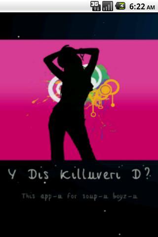 Y Dis Killuveri D