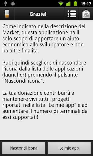 【免費程式庫與試用程式App】RL Half Pint Donation-APP點子