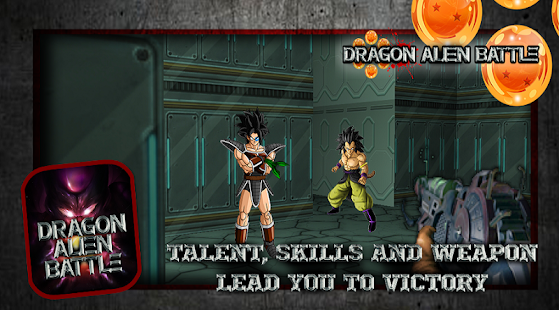 Dragon Z Alien Battle 3D - screenshot