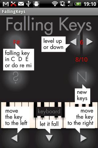 免費下載教育APP|Falling Keys app開箱文|APP開箱王