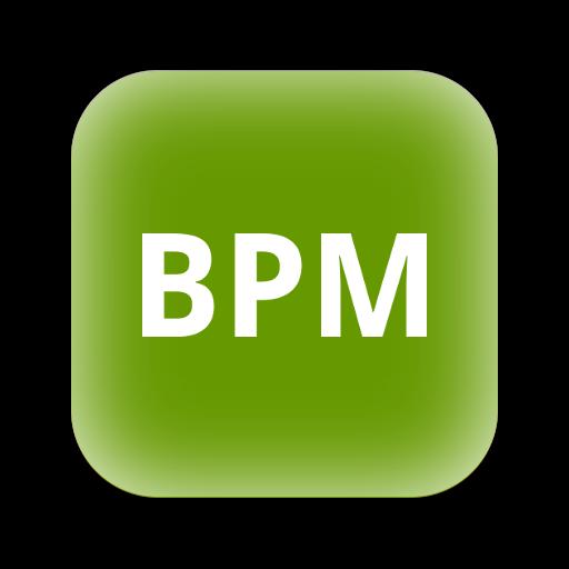 點選顯示的BPM計數器 LOGO-APP點子