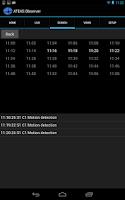 Screenshot of ATEAS Observer