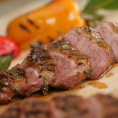 Duck Breasts With Mint And Chilli