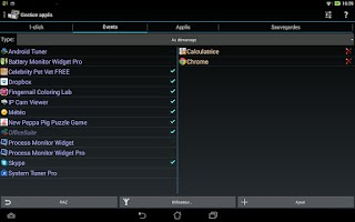 Screenshot of System Tuner