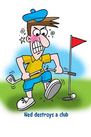Ned's Golf Trivia