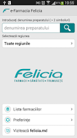 Screenshot of e-Farmacia Felicia