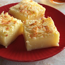 Baked Chinese New Year Cake Recipe