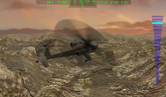 Screenshot of Apache Chopper Pilot 3D HD
