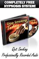 Screenshot of Stop Smoking Hypnosis Audio