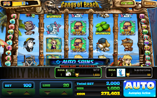 Screenshot of Nuri Slots - Lightning Fever