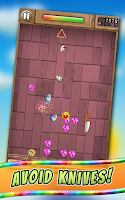 Screenshot of Crazy Eggs Pinball Game Free