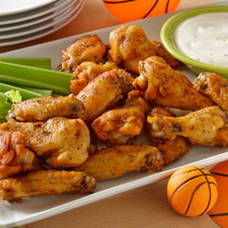 Ranch Buffalo Wings