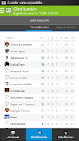 Screenshot of Liga F7 Asturias