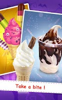 Screenshot of Sundae Yum! Free Cooking Games