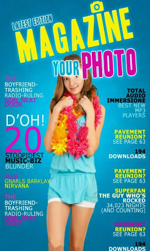 Magazine Your Photo